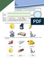 Lenguaje Primero - l, m, s, p (1)