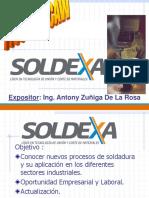 SOLDADURA SOLDEXA R.ZUÑIGA