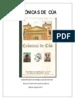 Libro Crónicas de Cúa Versión Comprimida Para Internet
