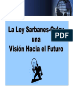 Ley Sarbanes - Oxley