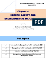 Health Safety Environmental Management.