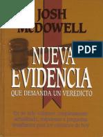 Josh McDowell - Nueva Evidencia Que Demanda Un Veredicto_by_ruyzz