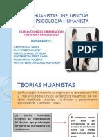 Influencias Sobre La Psicologia Humanista