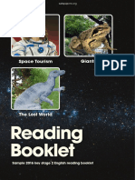 Sample Ks2 Englishreading Readingbooklet