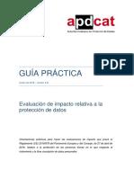 Guia Evaluacion de Impacto RGDP