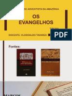 Apresentação John Evangelhos