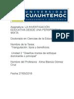 2.2 Triangulacion Cruz Bernardo