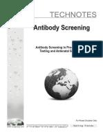Antibody Screening Technotes