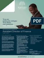 RMM-0003 Flash Opportunity-Asst. Dir. of Finance (23May2018)