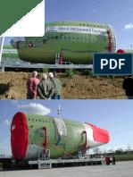A380 30 Km de Toulouse