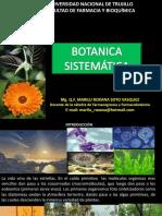 Clase de Botánica Sistemática 2017