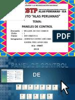 Panel de Control Ppt