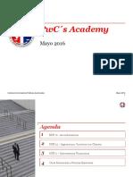 Los Nuevos Cambios en Las Niif Full Por Socios de Pwc Niif 15 16 9