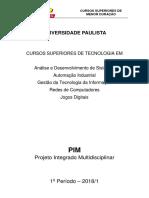PIM_ADS 1º e 4º Semestres 2018_1.1