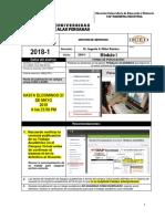 Epii-ta-8- Gestion de Servicios - 2018-1 Modulo 1- Sección 1