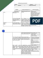 Planificación Semestral Lenguaje y Comunicacion 4