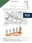 roman civilization foldable