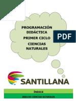 Programacion C. Naturales ciclo 1º.docx