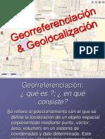 Georreferenciación & Geolocalización