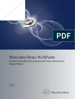 Mercedes-Benz WebParts Version 3 1