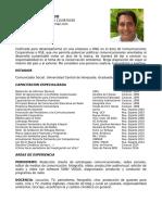 CV Daniel Delgado