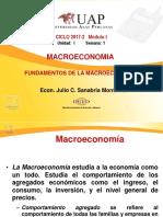 i Semana Macroeconomia