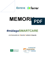 Modelo Memoria Premio Malaga