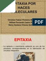 Epitaxia Por Haces Moleculares.