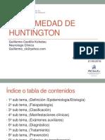 SEMANA 13 Clase 2 Enfermedad de Huntington (1)