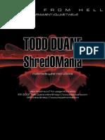 [Book] Chops From Hell - Guitarmament - Vol 12 - Todd Duane - Shred-O-Mania.pdf