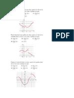 Tarea 3 Cálculo Diferencial