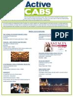 June Active Cabs Newsletter