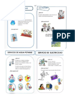 Servicios Publicos Para Niños con imagen y concepto