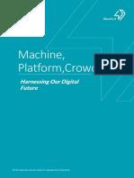 Machine Platform Crowd 4Books (1)