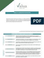 Manual de Elaboración de Planificaciones