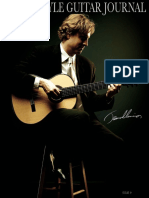 Fingerstyle Guitar Journal 9 (Flavio Sala...)