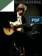 Fingerstyle Guitar Journal 9 (Flavio Sala...)