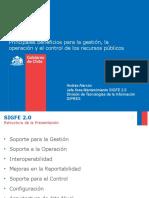 Andres Alarcon Pardo - Direccion de Presupuesto de Chile