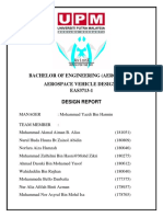 Avd Design Report