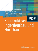 Konstruktiver Ingenieurbau Und Hochbau