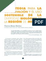 Biodiversidad Murcia