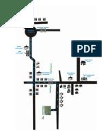 Denah Lokasi Bibit Lubok Sukon A4