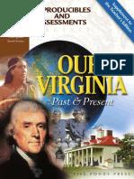Virginia Studies Reproducible s