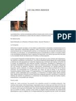 Tradiciones Orales y Valores Ancestrales Andinos
