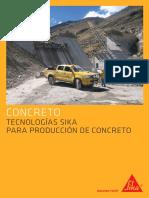 Brochure A5 Tecnología Sika para la Producción de Concreto.pdf