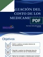 CLASE 6 - Evaluación Del Costo de Los Medicamentos 2018