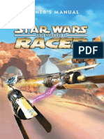 Star Wars Episode 1 Racer Manual