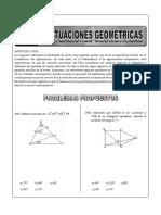 21 situaciones geometricas