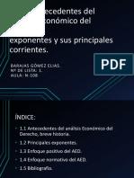 Eje 1 Analisis Economico Del Derecho