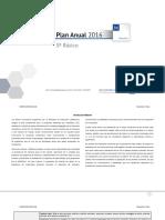 Planificacion Anual Matematica 5Basico 2016